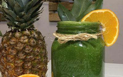 Jugo verde natural Desintoxicante y Depurativo